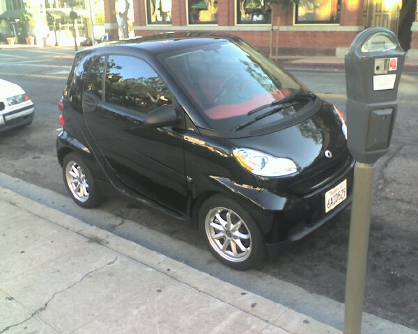 Smart Car Sighting in SLO