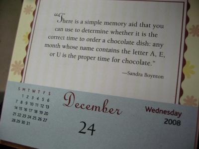 Calendarq
