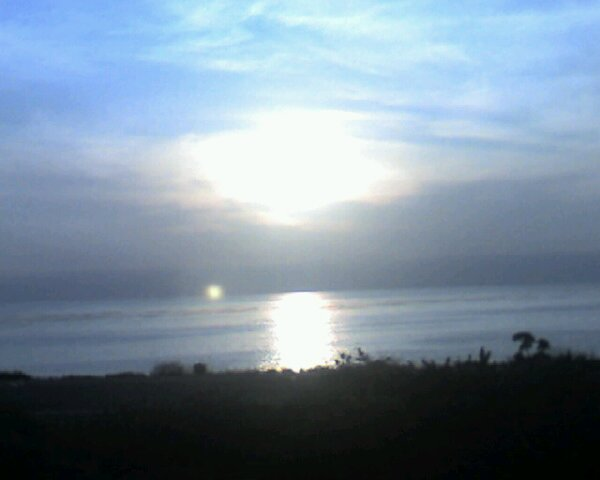 Cambria sunset