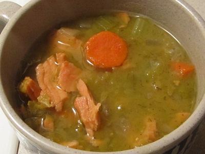 Split pea soup 1