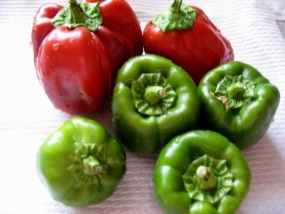 Peppersbefore