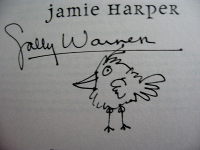 Sallywarnerbirddoodle